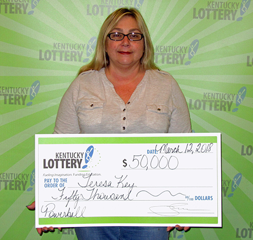 Kentucky Powerball Winner