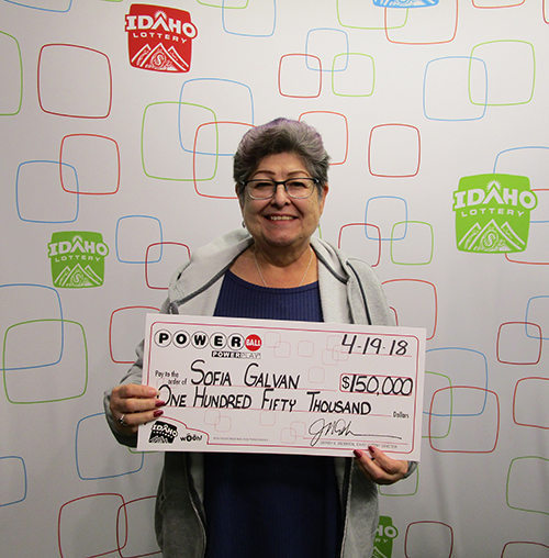 Idaho Powerball Winner Sofia Galvan