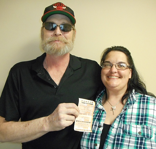 Missouri Powerball Winner Picture